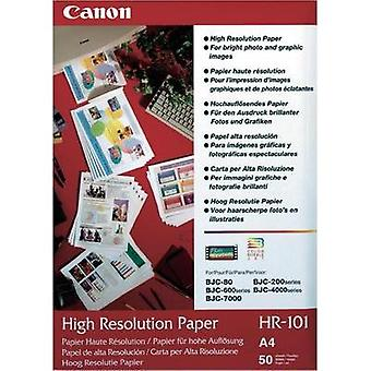 Photo paper Canon High Resolution Paper HR-101 1033A002 DIN A4