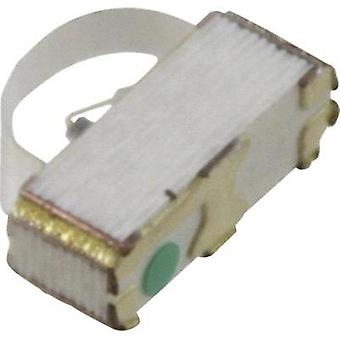 SMD LED 1208 Green, Red 35 mcd, 45 mcd 130 ° 20 mA