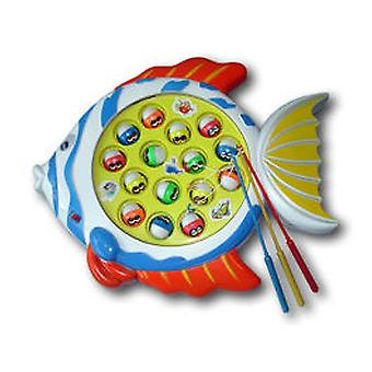 Cladellas  Blister Electric Fish Fishing (Kids , Toys , Table Games , Memory Games)