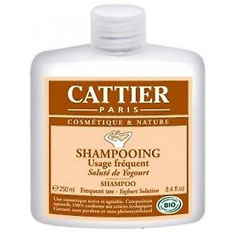 Cattier Frequent Use Shampoo (Yogurt)
