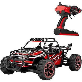 Amewi 22212 X-Knight 1:18 RC model car for beginners Electric Buggy 4WD incl. batteries and charger