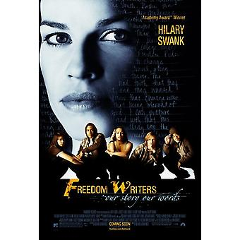 Freedom Writers Movie Poster (11 x 17)