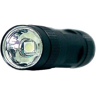LED Mini torch Key ring LiteXpress Mini Palm 101 battery-powered 67 lm 26 g Black