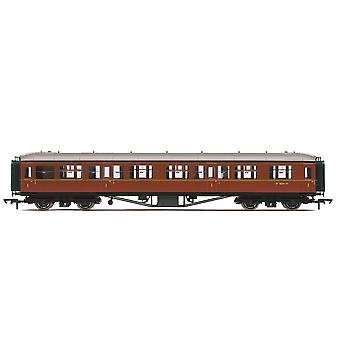 Hornby Eisenbahn BR Hawksworth 1. Klasse Trainer - post 1956