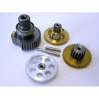 Servo Replacement Gear Set voor DSW601MG
