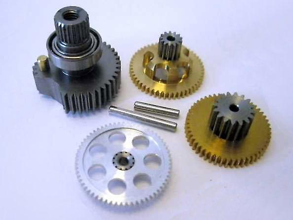 Servo Replacement Gear Set for DSW414MG