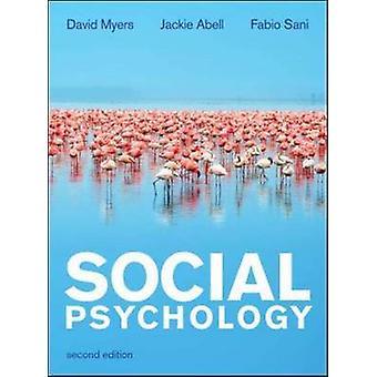 Social Psychology 9780077152352 by David Myers & Jackie Abell & Fabio Sani