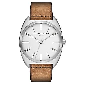 LIEBESKIND BERLIN Unisex Watch wristwatch leather LT-0024-LQ