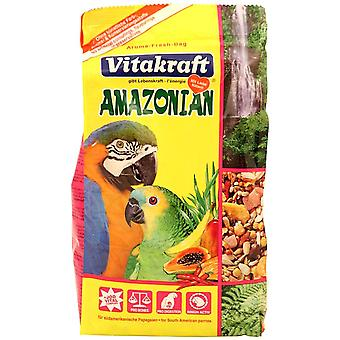 Vitakraft Amazonas Papagei Essen 750g (5er Pack)