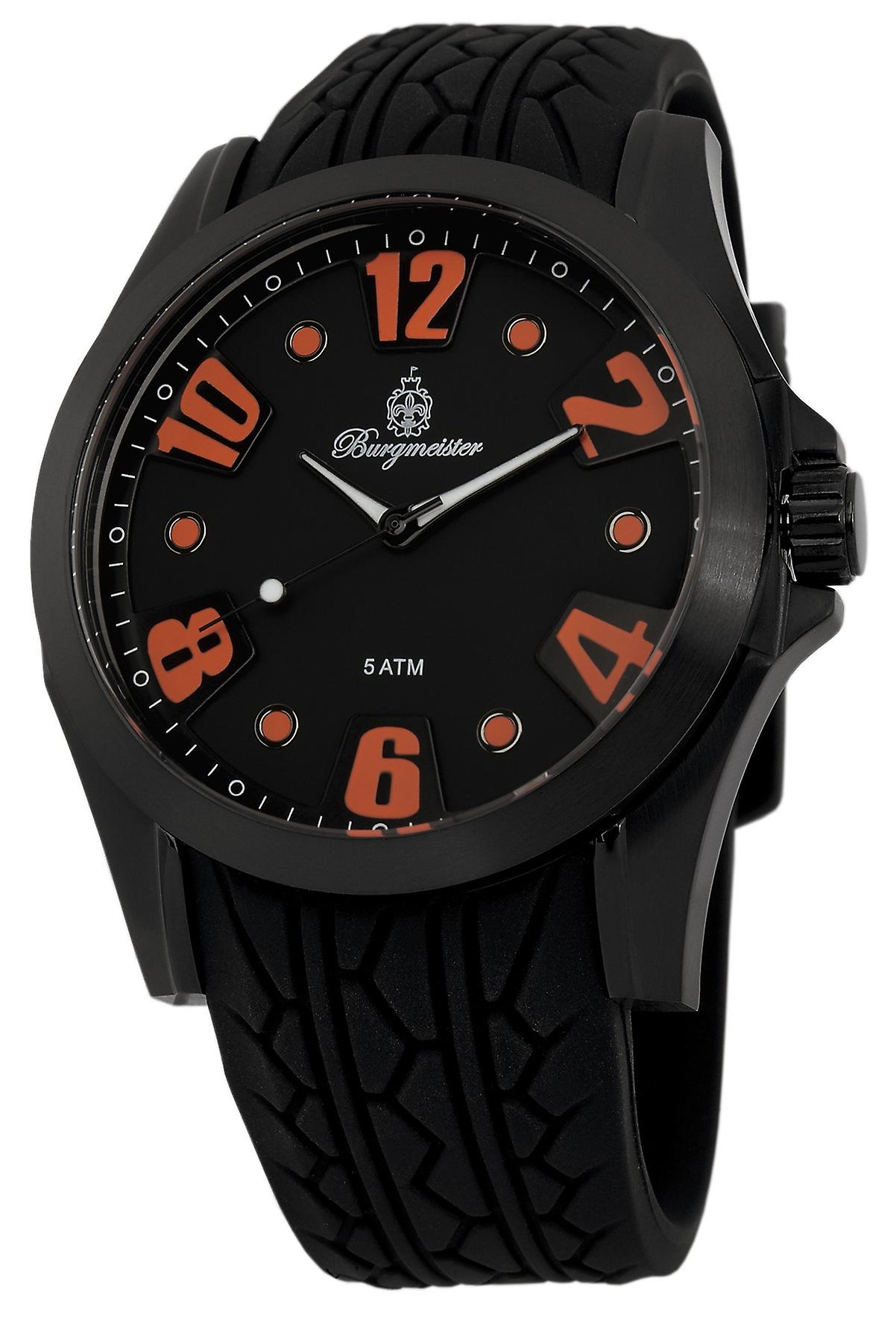 Burgmeister Black Spirit Gents Watch BM606-622B