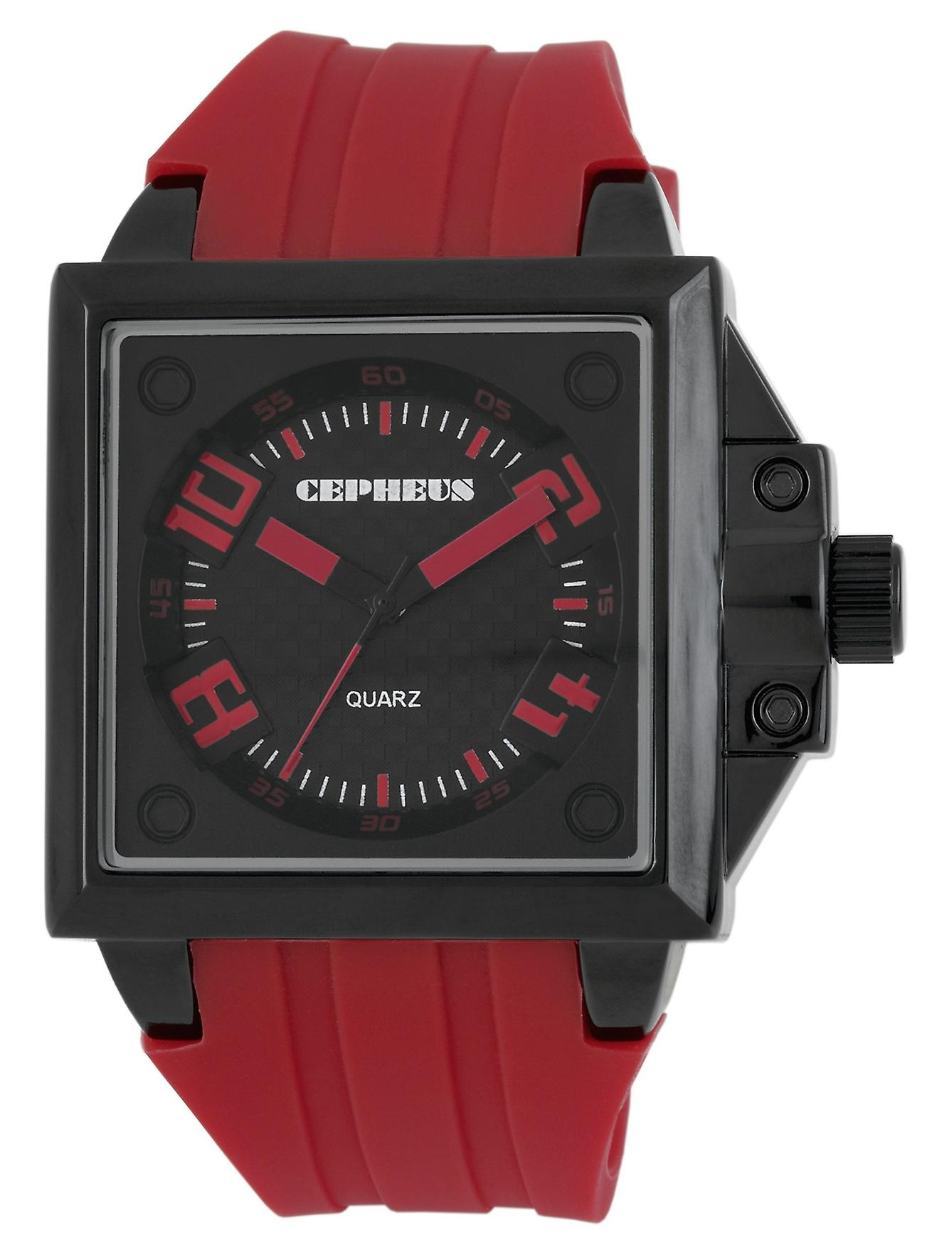 CEPHEUS gents watch analogue CP904-624