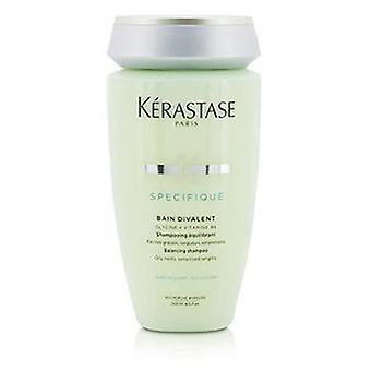 Kerastase Specifique Bain Divalent Balancing Shampoo (fedtet rødder sensibiliseret længder) - 250ml/8,5 ounce