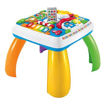 Fisher-Price Mesa Multiaprendizaje Bilingue