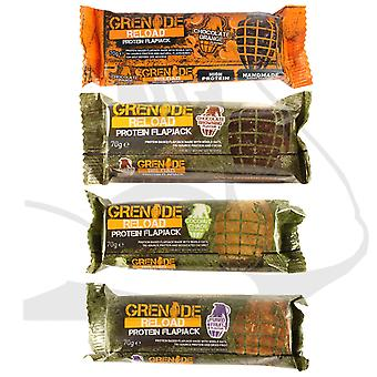 Grenade 70g Reload Chocolate Orange Protein Flapjack
