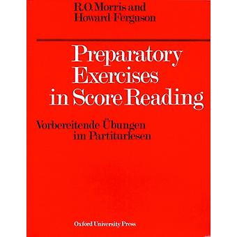 Preparatory Exercises in Score Reading (Paperback)