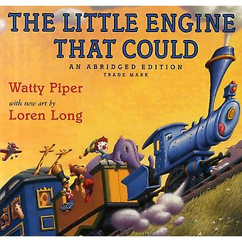 The Little Engine That Could (Board book) by Piper Watty Long Loren