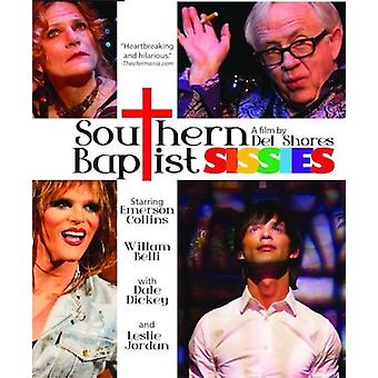Southern Baptist Sissies [Blu-ray] USA import