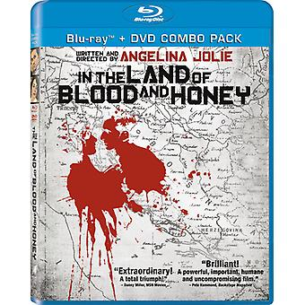In the Land of Blood & Honey [BLU-RAY] USA import