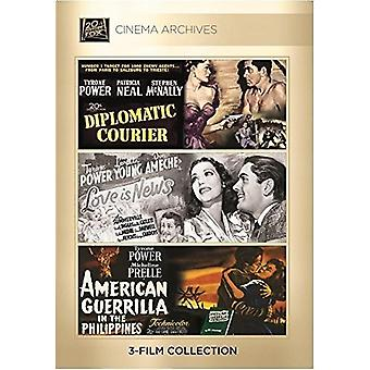 Tyrone Power Set [DVD] USA import