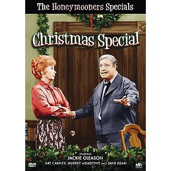Honeymooners: Christmas Special [DVD] USA import