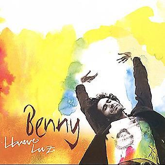 Benny - Llueve Luz [CD] USA importar