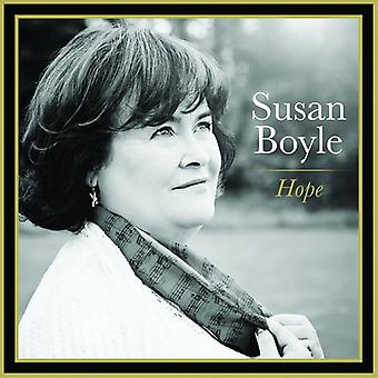 Susan Boyle - import USA Hope [CD]