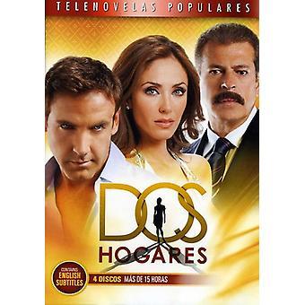 DOS Hogares [DVD] USA importerer