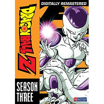 Dragon Ball Z: Season 3 [DVD] USA import