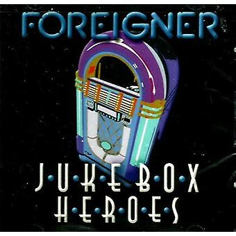 Foreigner - Juke Box Heroes [CD] USA import