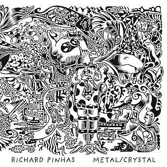 Richard Pinhas - Metal/Crystal [CD] USA import