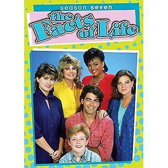 Fakta of Life: Sesong 7 [DVD] USA import
