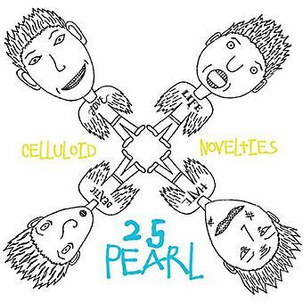 25 Pearl - Celluloid Novelties [CD] USA import