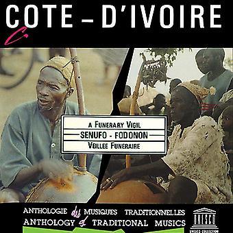 Forskellige kunstner - Cote Divoire: A SFO-Fodonon-begravelses [CD] USA import