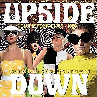 Forskellige kunstner - hovedet: farvede drømme fra the Under [CD] USA import