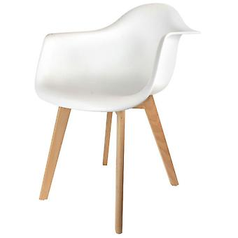 The Concept Factory Chair White Child Armchair