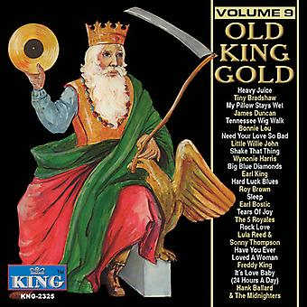 Vieux roi or - Vol. 9-Old King or [CD] USA import