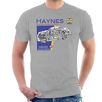 Haynes Owners Workshop Manual 0034 Rover 2200 mannen T-Shirt