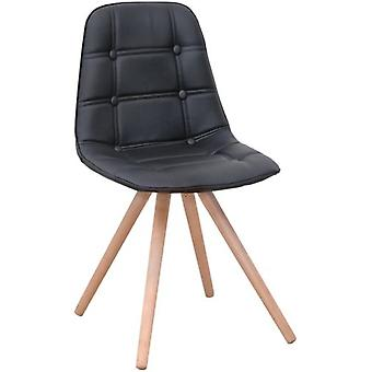 SZ Suárez Moon Lounge Chair Solid / Black