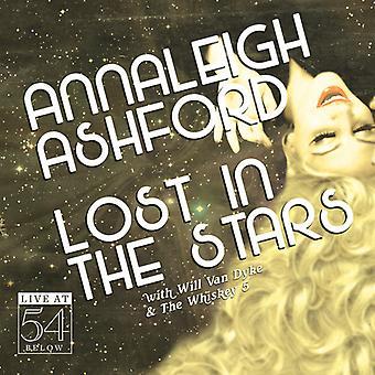 Annaleigh Ashford - tabt i stjernerne: Live på 54 nedenfor [CD] USA import