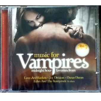Musik for vampyrer - musik for vampyrer [CD] USA importerer