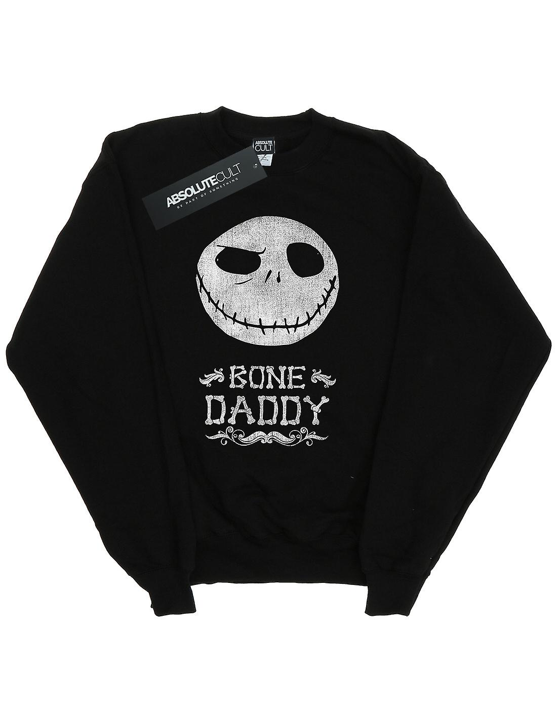 Disney Boys Nightmare Before Christmas Bone Daddy Sweatshirt | Fruugo