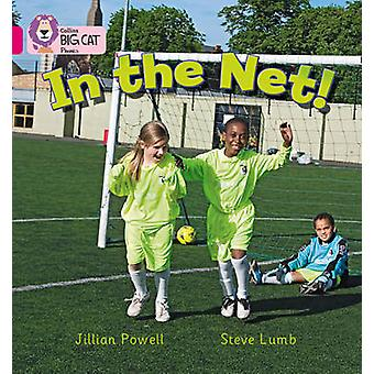 In the Net by Jillian Powell & Steve Lumb &  Collins Big Cat