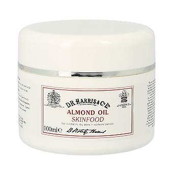 D R Harris Almond Oil Skinfood 100ml