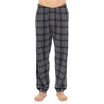 トム フランク メンズ チェック柄チェック夏パジャマ ズボン ラウンジウェア