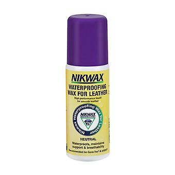 Nikwax Waterproofing Wax For Leather - 125ml