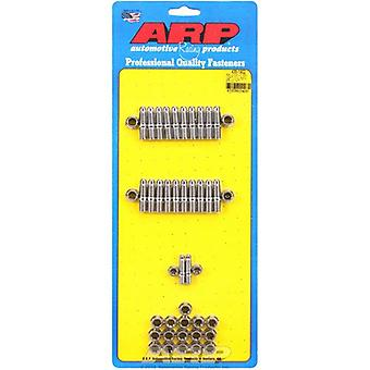ARP 435-1902 12-Point Stainless Steel Oil Pan Bolt Kit for Big Block Chevy
