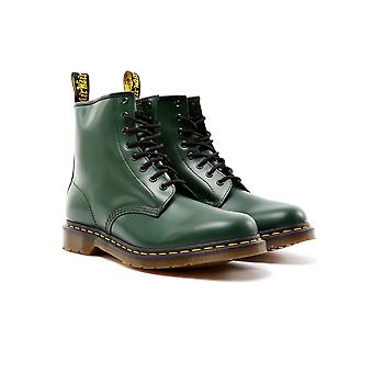 Dr Martens 8 Eye Classic Boot Green