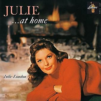 Julie London - Julie på Home [CD] USA import