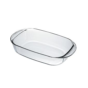 Duralex Ovenchef Rectangle Roaster, 33x20cm