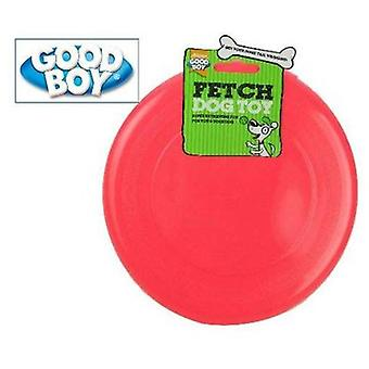 23Cm Plastic Frisbee Dog Toy